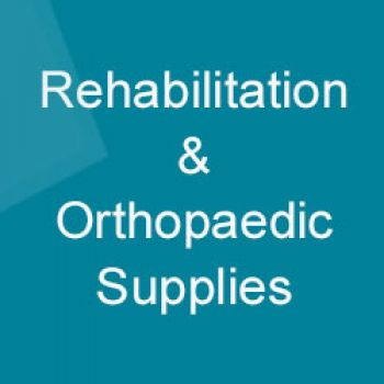 Rehabilitation & Orthopedic Supplies