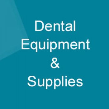 Dental Equipment & Supplies