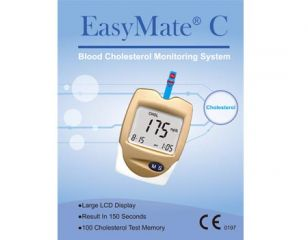 Blood Cholesterol Monitoring System