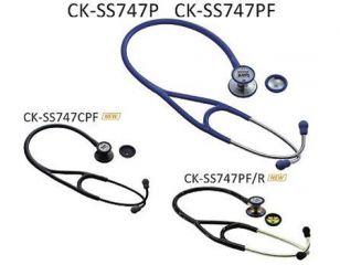 Deluxe Stainless Steel Series Convertible Dual Head Cardiology Stethoscope