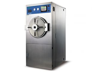 Autoclave - HP series - SAT-HP (Cylindrical chamber)